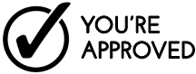 You're Approved